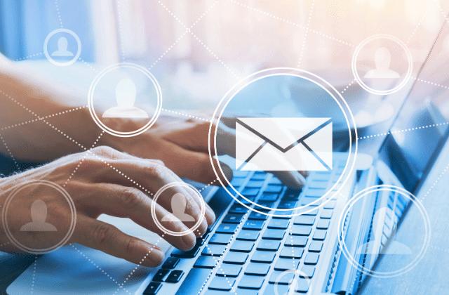 ניהול דואר בענן