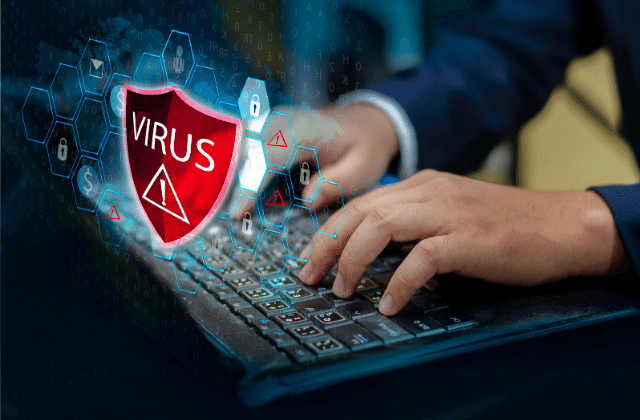 וירוס כופר, אבטחת מידע, הגנה מפני וירוס