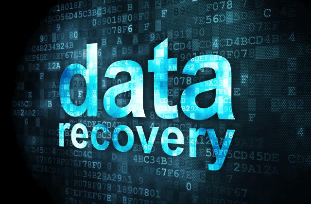שחזור מידע במחשב, שחזור נתונים