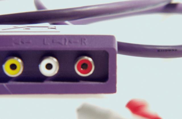 חיבור רמקול/מקליט למחשב