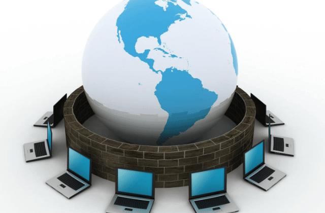 מחשבים חומה כדור