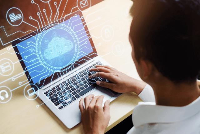 אחסון ושיתוף בענן לקבצים במחשב