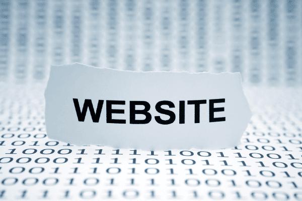 פקודות אתר אינטרנט