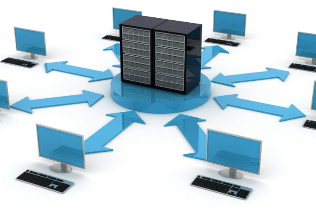 שירותי מחשוב לרשתות
