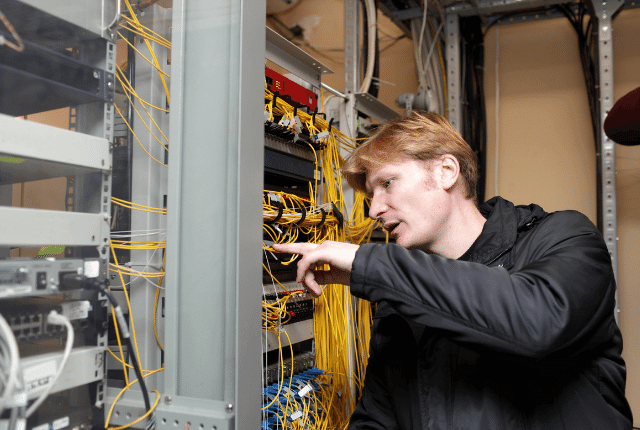 טכנאי רשתות