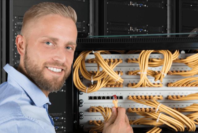 טכנאי רשתות מחשבים